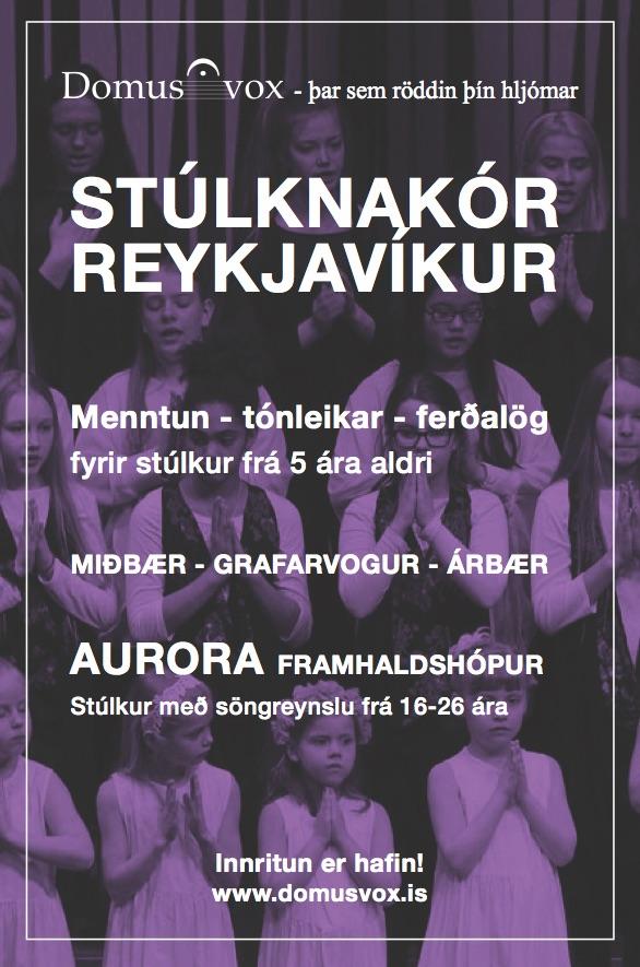 Stúlknakór Reykjavíkur